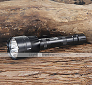 Trustfire® LED Flashlights/Torch / Handheld Flashlights/Torch LED 3800 Lumens 5 Mode Cree XM-L T6 18650Camping/Hiking/Caving / Everyday