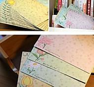 sweet heart Blumensprache Umschlag (10 Stück groß)