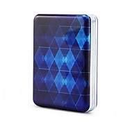 12000mAh Bule Portable Power Bank for iPhone 6/IPhone5C/iPad/lG/note3/and Other Smart Phones