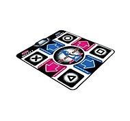 Non-Slip Dance Revolution Dancing Pad Mat for Sony PS1 / PS2 Console Video Game