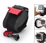 Accessoires GoPro Vis / Avec Bretelles / Sangle de Poignet / FixationPour-Caméra d'action,Gopro Hero 3 / Gopro Hero 3+Auto / Militaire /