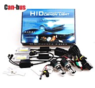 12V 35W H4 10000K High / Low Premium Ac Error-Free Canbus Hid Xenon Kit For Headlights