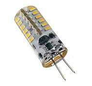 G4 3W 48 SMD 3014 180 LM Warm wit T LED-maïslampen DC 12 V