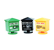 Creative Postbox Shape Coin Bank Toys for Gifts