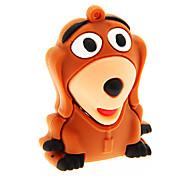 dibujos animados 8gb zp61 perro encantador del usb 2.0 flash drive