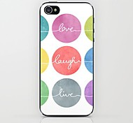 Love Pattern hard Case for iPhone 6