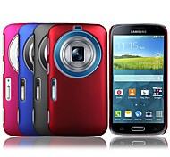 caso de escudo duro para trás elegante estilo simples para Samsung Galaxy k zoom s5 zoom sm-C115