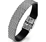 Z&X®  Men's Fashion Personality Titanium Steel Belt Bracelets