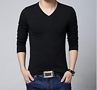 Men's Casual Long Sleeves T-shirt