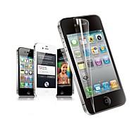 qianjiatian®high pellicola cellulare trasparente per iphone4 / 4s