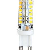 Bombillas LED de Mazorca T G9 4W 48 SMD 2835 450 LM Blanco Cálido AC 100-240 V