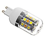 4W G9 LED a pannocchia T 31 SMD 5050 280 lm Bianco AC 220-240 V