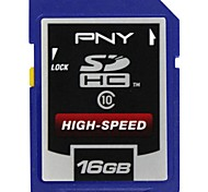 PNY 16GB Class 10 High-speed Professional SDHC Memory Card (Random Color)