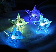 LED Pentagram Shaped Party Light (Random Color)