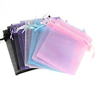 Organza Bag Gift Bags Mixed Color(12Pcs)(Color Random)