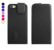ENKAY Open Up and Down Protective PU Leather Case for iPhone 6 (Assorted Colors)