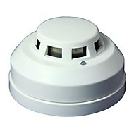 2 Wired Smoke Detector for Alarm System