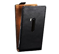Genuine Leather Flip Case for Nokia Lumia 920