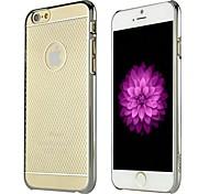 iSecret+® Golden Series Vacuum Electronic Plating PC Case for iPhone 6 Plus (Assorted Colors)