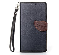 LeavesPU Leather Full Body Cover with Stand for Sony Xperia Z1 L39H(Assorted color)
