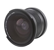 Neewer® 58MM 0.35X Super Fisheye Wide Angle Lens with Lens Cover for Canon Rebel T5i EOS 1100D  600D DSLR