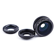 SLEVE Wide-angle Macro Fisheye Lens for iPhone 5S