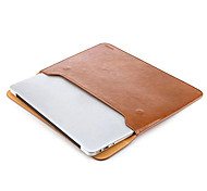 Taikesen Apple Macbook Pro 13 inch Leather Soft Sleeve Case Bag