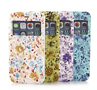 HHMM Flowers Cases with Stand PU leather for iPhone 6 Case(Assorted Colors)
