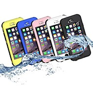 Multi-function Waterproof 10M SnowProof DirtProof Case For iPhone 5 (Assorted Color)