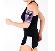 esportes resistentes à prova d'água suor braçadeira com porta-chaves para iphone 6 mais 5.5inch (cores sortidas)