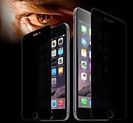 anti-glare privacy plastic screen protector voor iPhone 6s / 6 (1st)
