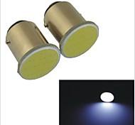 carking ™ 1157 1.7W 12-cob lámparas LED coche de luz blanca (2 unidades)