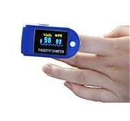Contec CMS50D,Double Color LCD Display, Numerical, Pulse   Oximetry Waveform Display