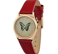 JUST2YOU™ Citizen Movement Women's The Butterfly Watch in Gold Case
