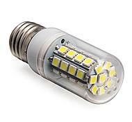 5W E26/E27 LED Mais-Birnen 36 SMD 5050 450 lm Kühles Weiß AC 220-240 V