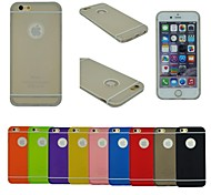 TPU+PC Two in One Combo Design Back Cover Case for iPhone 6 (Assorted Colors)