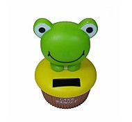 Cute Frog Shaking Head Solar Powered Toys