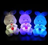 nuevos bugs bunny colorido Coway lámparas de colores de degradado de luz nocturna