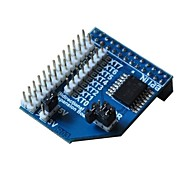 Banana pi I2C GPIO extend board,can use on raspberry pi