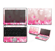 Pink A556 Pattern Laptop Protective Skin Sticker For Laptop