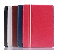 The European Style Leather Case with Stand Hold for iPad Air (Assorted Colors)
