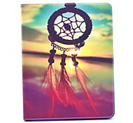 Beautiful Dream Catcher Pattern PU Leather Full Body Case with Stand for iPad 2/3/4