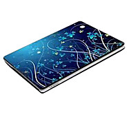 "Blue light Q044 Pattern Laptop Protective Skin Sticker For 14"" Laptop"