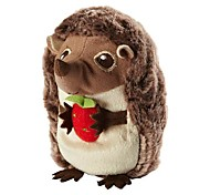 6 inch Hedgehog Squeaky Stuffed Animal Plush Toy