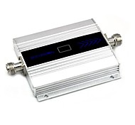 LCD Display Mini DCS 1800MHz Mobile Phone Signal Booster , DCS Signal Repeater + Power Adapter