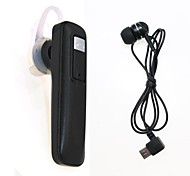 S1  2 in1 Anti-Radiation Stereo Bluetooth Earphone Headphone Headset With Microphone For Samsung Phones(Assorted Color)