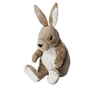 8 inch Sitting Rabbit Stuffed Animal Plush Toy