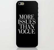важнее, чем черная матрица образов моды жесткий случай для IPhone 6