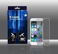 0,33 mm de l'écran de l'écran de diamant mat film de protection pour iPhone 6 4.7 ''