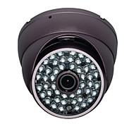 vanxse CMOS vigilancia con cámaras cctv 48IR IR-CUT 900tvl día / noche hd cúpula armadura cámara de seguridad IP66 3.6mm de metal
